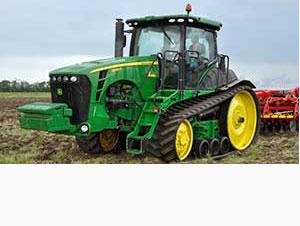 Tractores Oruga
